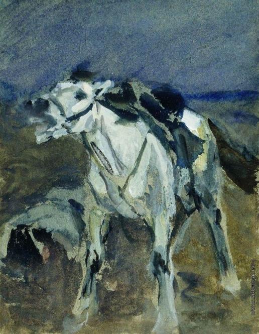 Степанов А. С. Убитый. 1911-