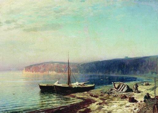 Судковский Р. Г. Морской пейзаж