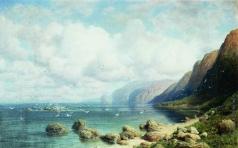 Суходольский П. А. Берег моря