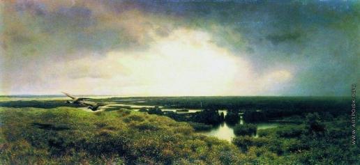 Суходольский П. А. Болото