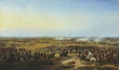 Тимм В. Ф. Сражение при Фершампенуазе 13 марта 1814 года