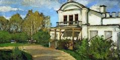 Туржанский Л. В. Белый дом