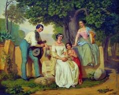 Тыранов А. В. Семейный портрет