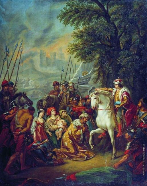 Угрюмов Г. И. Взятие Казани Иваном Грозным 2 октября 1552 года. Не позднее