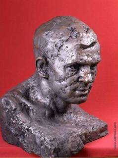 Урманче Б. И. Портрет писателя Галимджана Ибрагимова
