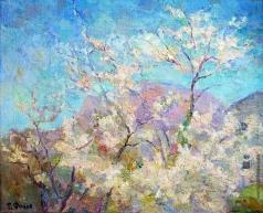 Фальк Р. Р. Весна в Крыму