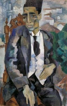 Фальк Р. Р. Портрет татарского журналиста Мидхата Рефатова