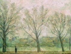 Фальк Р. Р. Три дерева