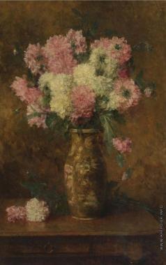 Харламов А. А. Ваза с цветами
