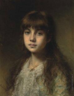 Харламов А. А. Молодая модель