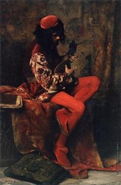 Харламов А. А. Музыкант-неаполитанец