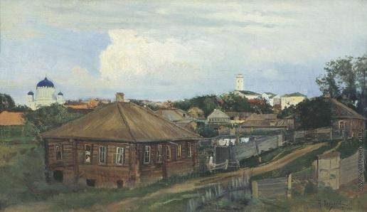 Хохряков Н. Н. Вятка
