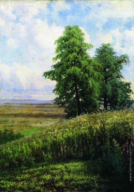 Шишкин И. И. Косогор