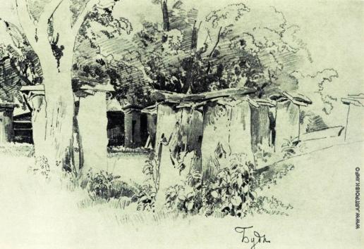 Шишкин И. И. Пасека (Буды)