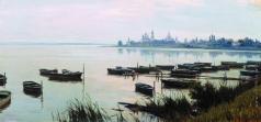 Щербаков Б. В. Тишина у озера Неро