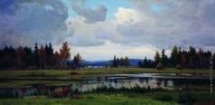 Щербаков Б. В. Утиное болото