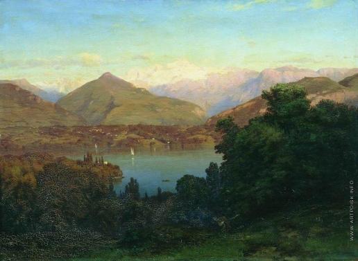 Эрасси М. С. Фирвальдштетское озеро