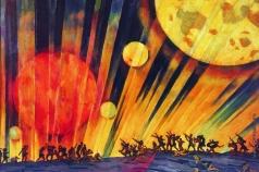 Юон К. Ф. Новая планета