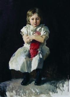 Ярошенко Н. А. Девочка с куклой