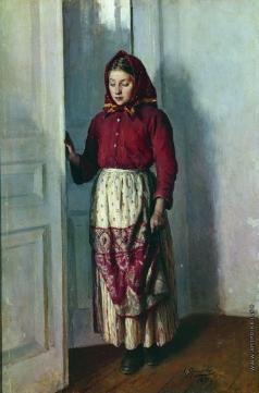 Ярошенко Н. А. Девушка-крестьянка