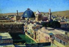 Ярошенко Н. А. Иерусалим