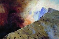 Ярошенко Н. А. Извержение вулкана