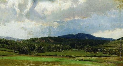 Ярошенко Н. А. Кисловодск. 1880–