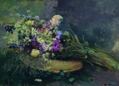 Ярошенко Н. А. Полевые цветы