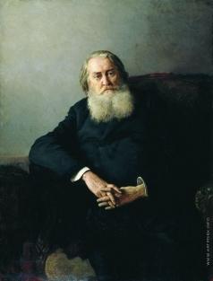 Ярошенко Н. А. Портрет М.А. Плещеева