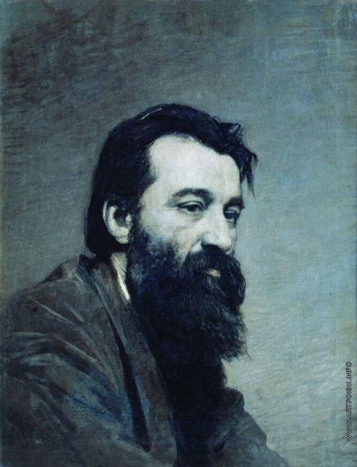 Ярошенко Н. А. Портрет Сергея Николаевича Амосова