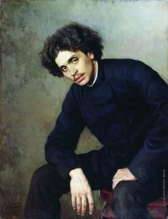 Ярошенко Н. А. Портрет молодого человека
