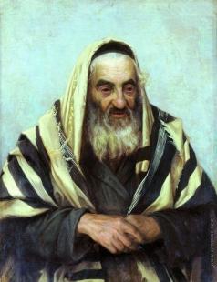 Ярошенко Н. А. Старый еврей