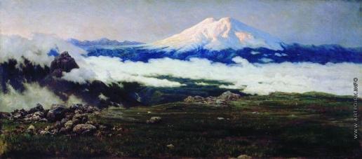 Ярошенко Н. А. Шат-гора (Эльбрус)