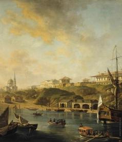 Алексеев Ф. Я. Вид города Николаева