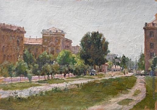 Чемисов А. Д. Аркадийская дорога. Одесса