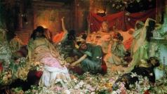 Сведомский П. А. Погребенные в цветах
