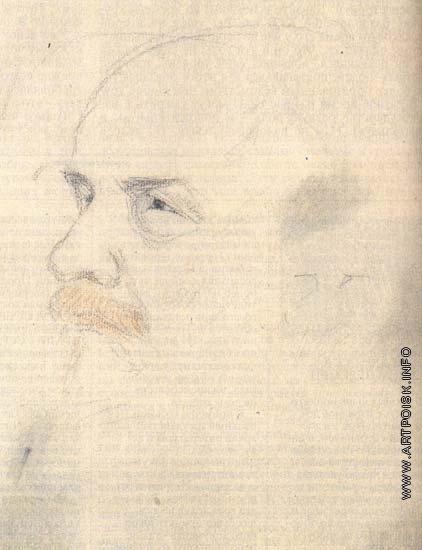 Андреев Н. А. В.И. Ленин