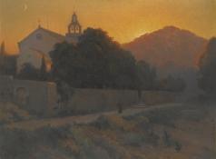 Ганзен А. В. Церковь в Дубровнике