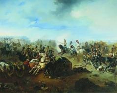 Виллевальде Б. П. Сражение при Грахове 13 декабря 1831 года