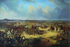 Виллевальде Б. П. Сражение при Париже 17 марта 1814 года