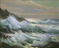 Вещилов К. А. Разбивающиеся волны