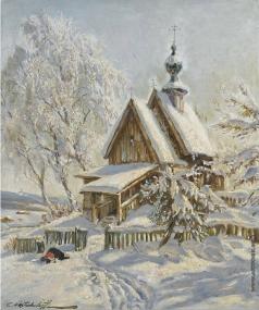 Вещилов К. А. Церковь