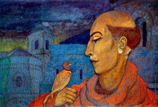 Рерих С. Н. Святой Франциск Ассизский