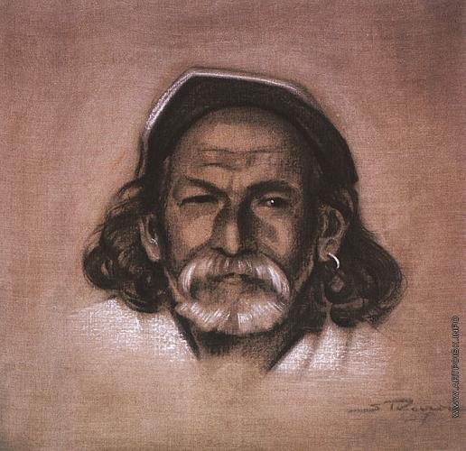 Рерих С. Н. Лахор. Кузнец из Кулу