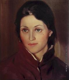 Рерих С. Н. Рая Богданова