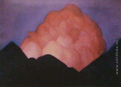 Рерих С. Н. Розовое облако