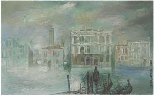 Анненков Ю. П. Венеция