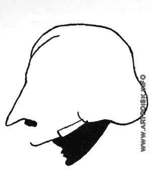 Анненков Ю. П. Гоголь