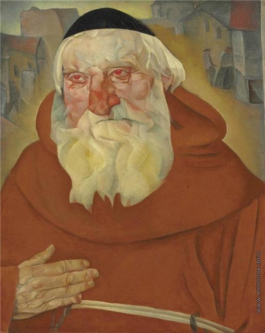 Григорьев Б. Д. Монах