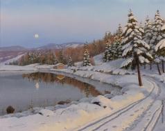 Бессонов Б. В. Лунная дорожка